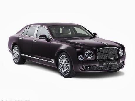 Foto Bentley Mulsanne Mobil Super Cepat Paling Mahal