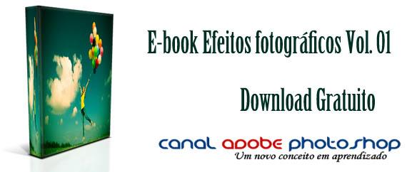 E-book Efeitos fotográficos