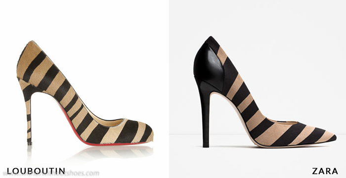 Blog de zapatos con los clones inspirados en  Isabel Marant, Christian Louboutin, Saint Laurent y Aquazzura