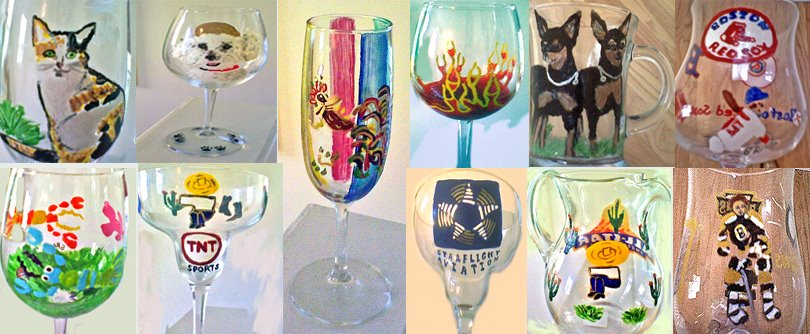 "<a href=""http://www.clearlysusan.com/"">Clearly Susan - Hand painted Glassware</a>"
