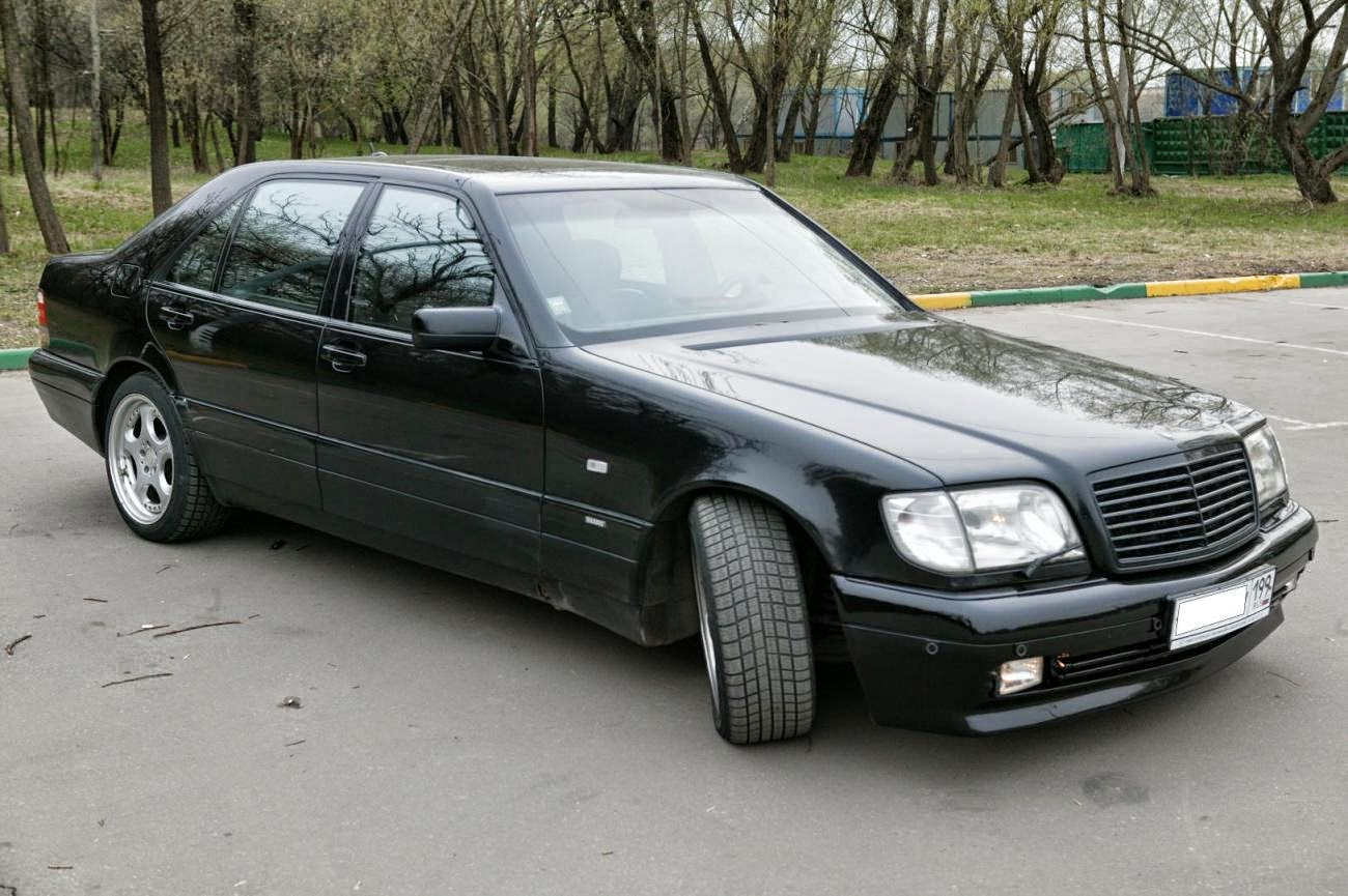 BRABUS W140 7.3S based on Mercedes-Benz S-Class