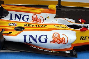 ING sponsored Formula 1