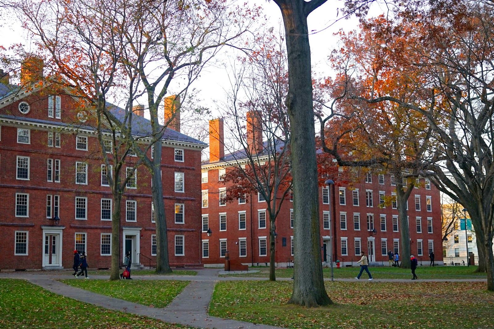 harvard university campus boston