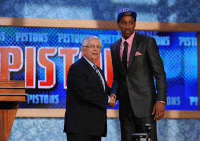 Kentavious Caldwell-Pope at the 2013 NBA Draft