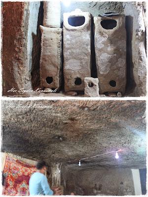 Hasankeyf, örnek mağara ev