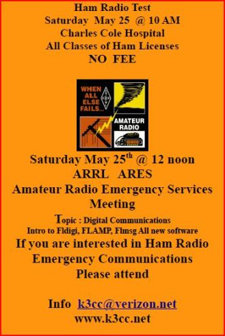 5-25 Ham Radio Test