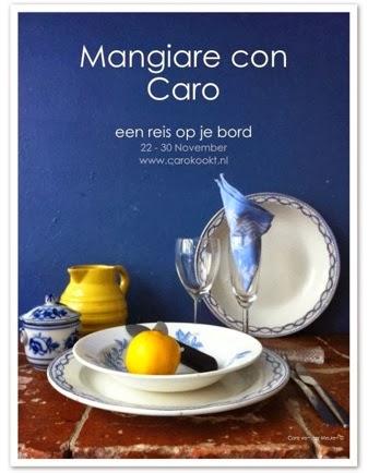 MANGIARE CON CARO