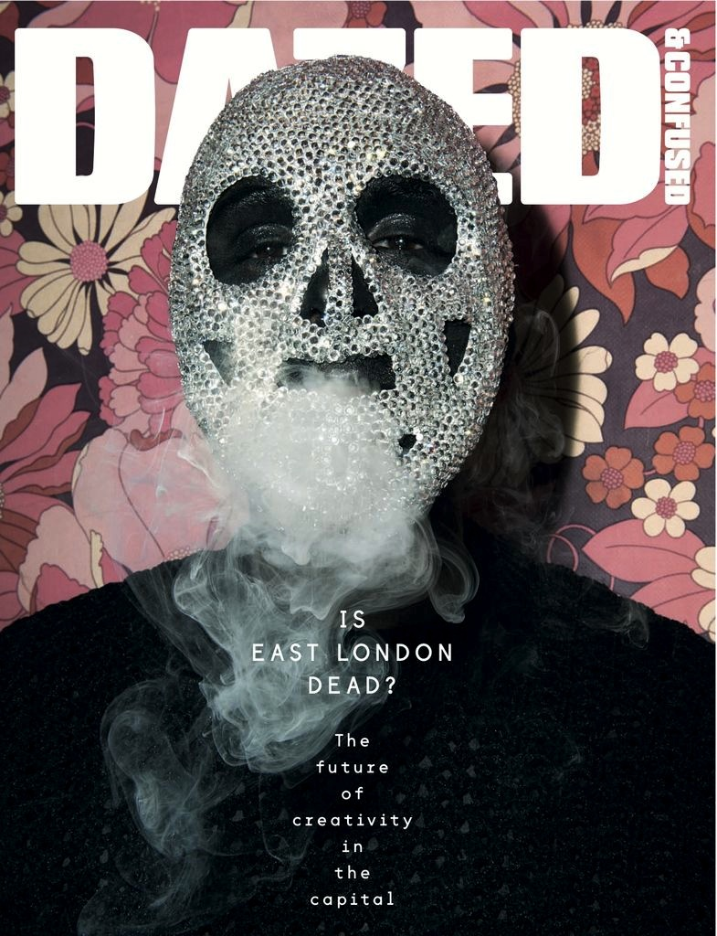 Dazed & Confused May 2012 Theo-Mass Lexileictous by Walter Pfeiffer