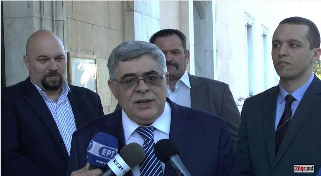 Ν. Γ. Μιχαλολιάκος: Δεν δίνουμε λευκή επιταγή στον ΣΥΡΙΖΑ να διαπραγματευτεί το μέλλον του Έθνους