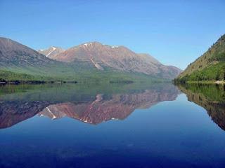 самое озеро в мире