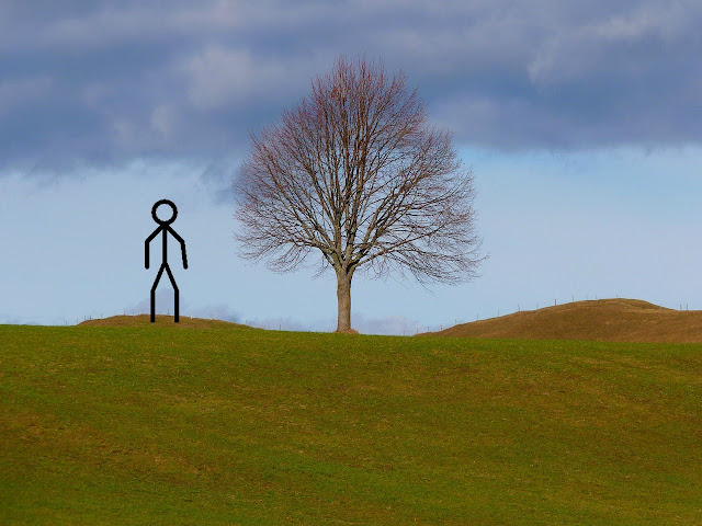 Stick Man- By Wikimedia Commons, Author: Pre-Cautioned Watcher