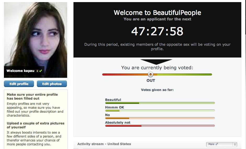 Знакомств что это сайт beautiful people