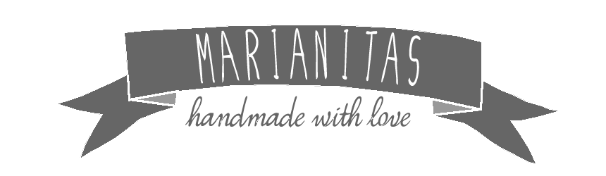 MARIANITAS - handmade with love -