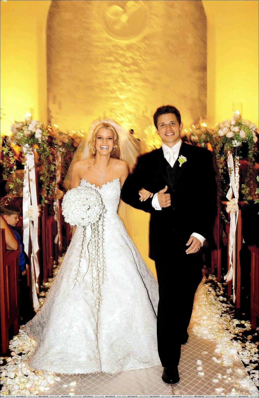 HERAIC: CELEBRITY WEDDING DRESSES