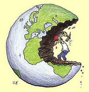 Ecolog a humana y ambiental influencia del ser humano en for Importancia economica ecologica y ambiental de los viveros forestales