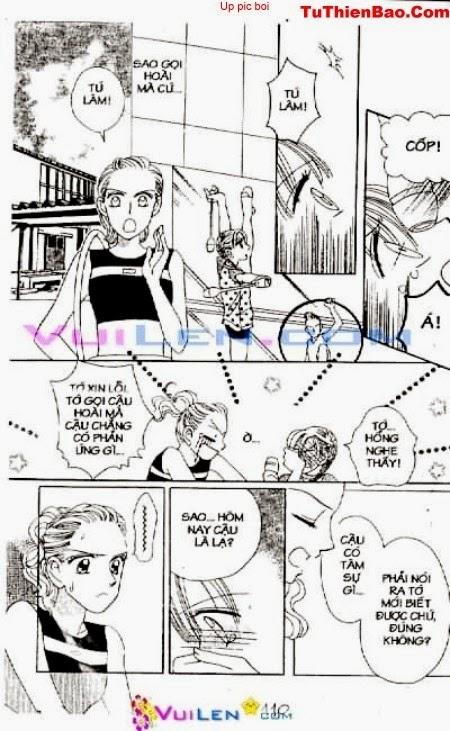 Cô Bé Đào Nguyên chap 11 - Trang 111