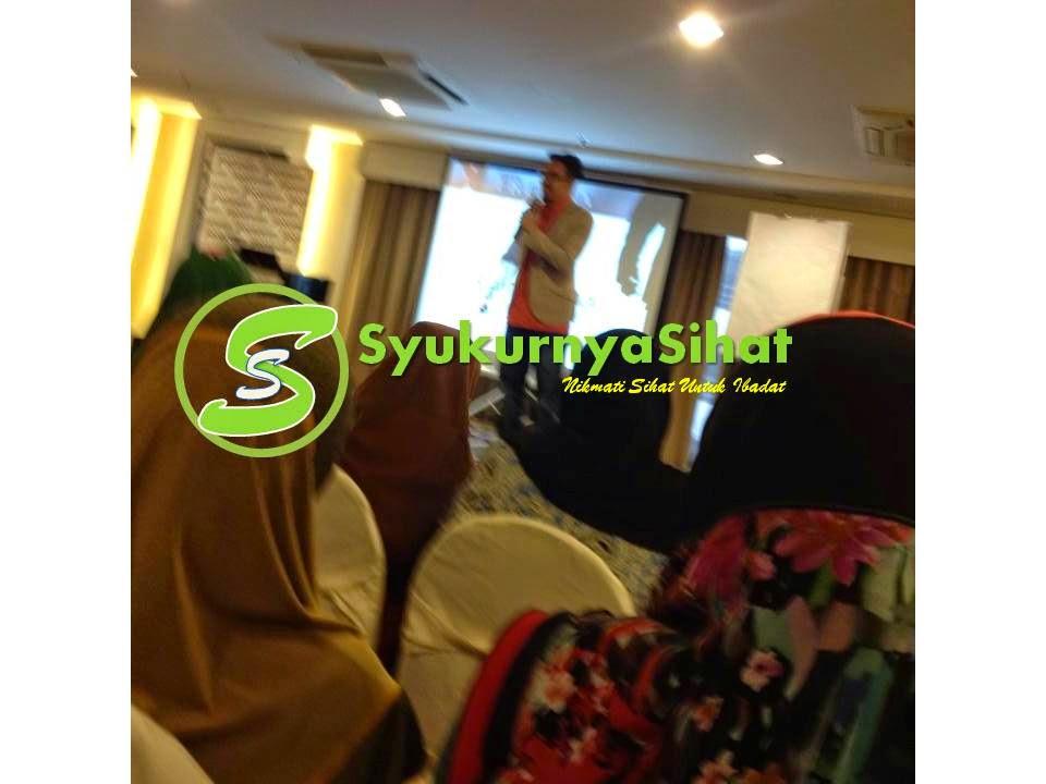 Suasana Seminar Facebook Extra 2.0 Bersama Amar Zahar & Jootawan
