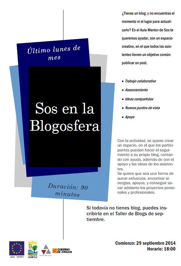 Sos en la Blogosfera