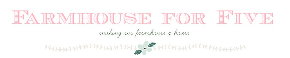 Farmhouse for Five