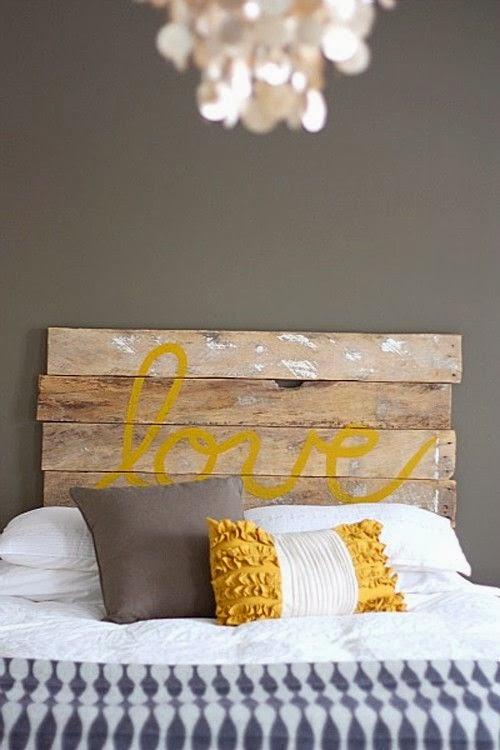 palets cabecero decoracion cama