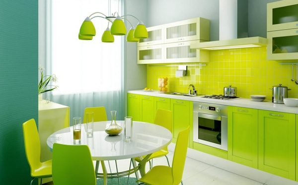 ... Kitchen You Can Change Your Small Apartments Into A Spacious,  Multifunctional Working Place With Your Ideas Merged With The Helping Tips  From An Expert.