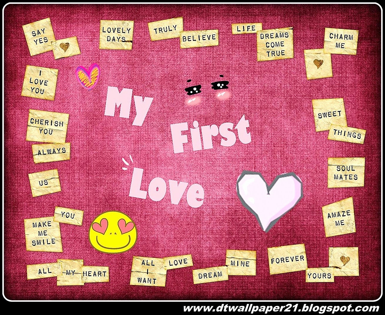 Love Wallpaper Gift : Desktop Wallpaper Background Screensavers: Gift Quotes ...