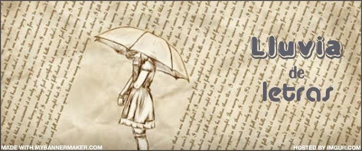 Lluvia de letras