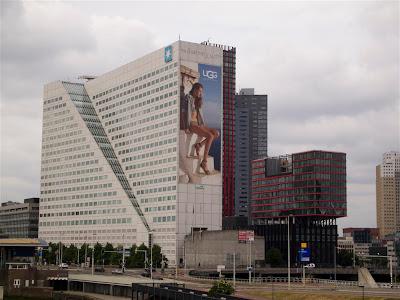 Edificio Willemswerf de Rotterdam