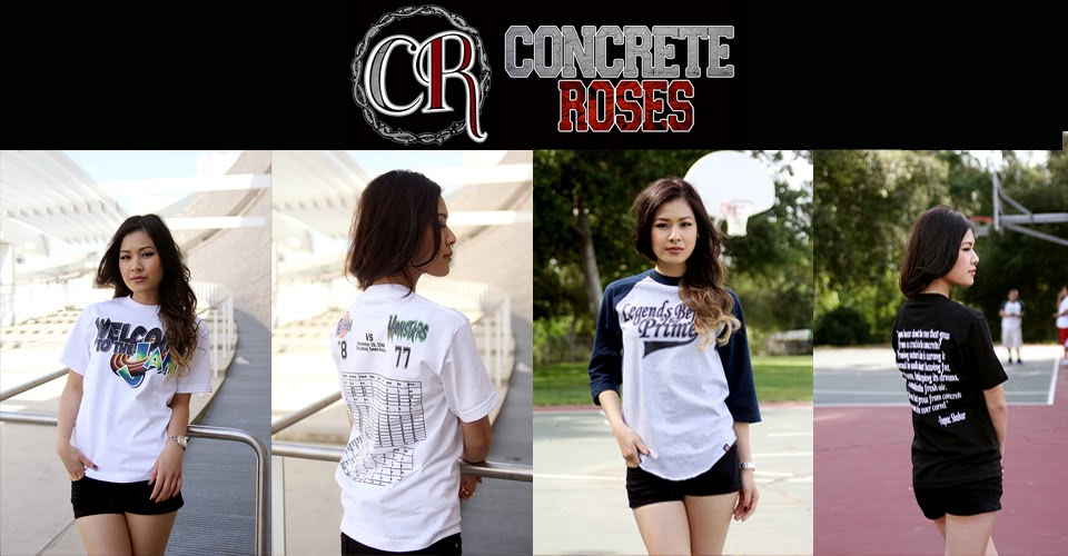 Concrete Roses Apparel