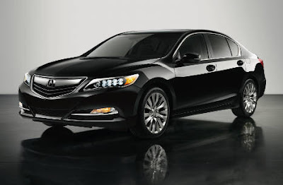 2014 Acura RLX Sedan Review, Release Date & Redesign