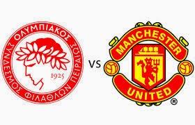 Olympiakos vs Manchester United