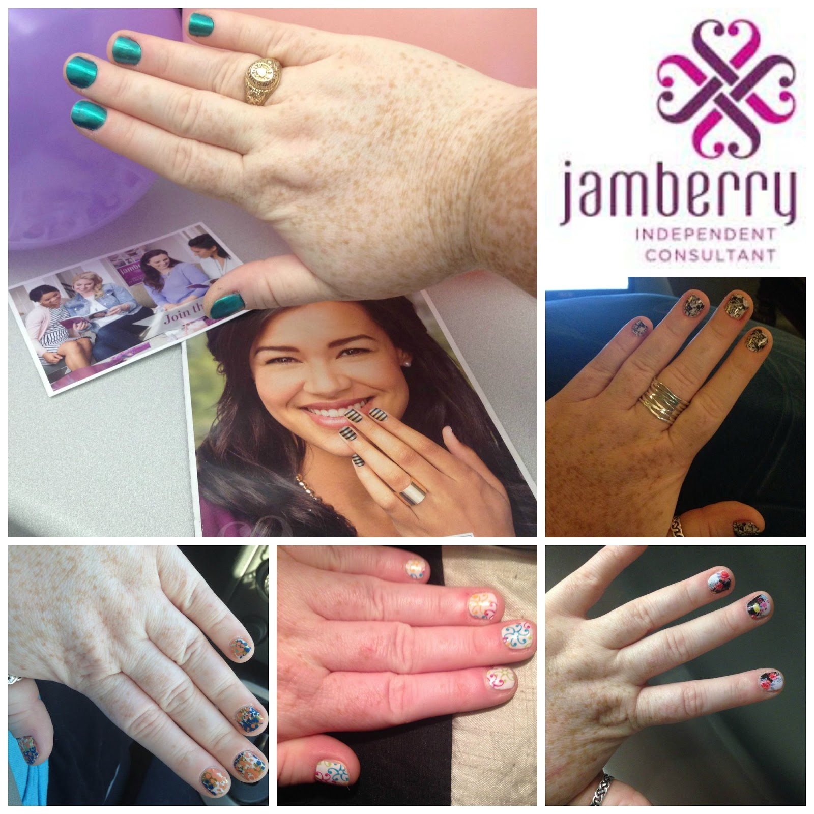 Lost and Found: Jamberry: My New Love!!!