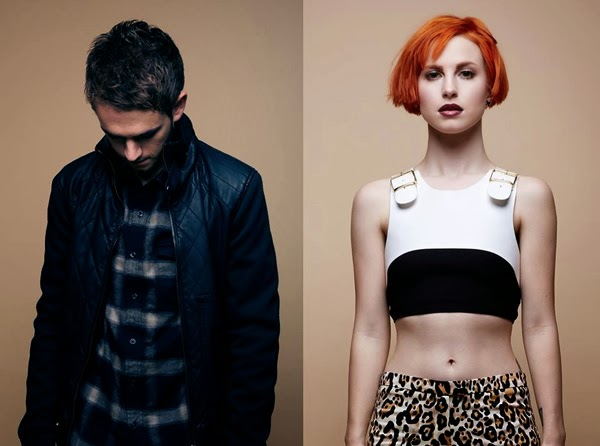 kunci gitar dan lirik lagu Zedd feat. Hayley Williams Stay the Night