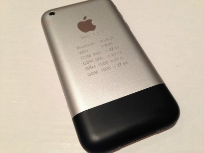 Prototipe iPhone Terjual 1.499 Dolar AS di eBay