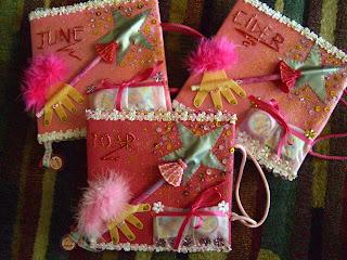 cuadernos para niñas-