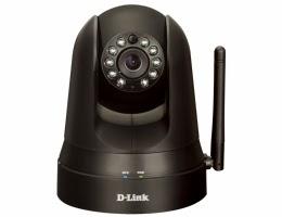Obrotowa kamera IP WiFi D-Link DCS-5009L z Biedronki
