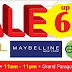 L'Oreal Mega Sale 2013, Grand Paragon Hotel, Johor Bahru