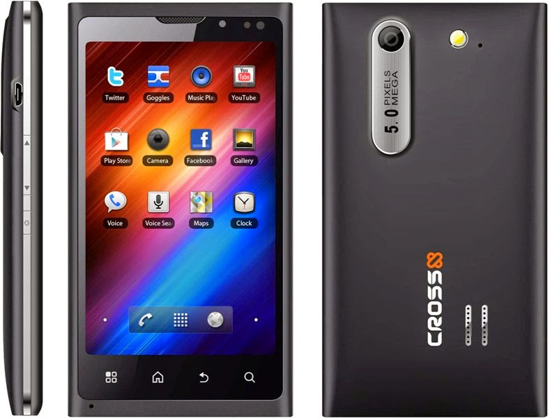 Harga Handphone Cross A7 Andromeda September 2014