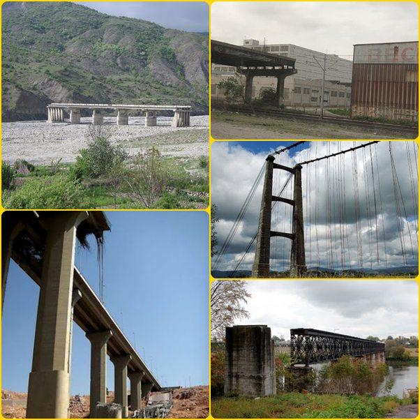 Jembatan-jembatan Yang Belum Selesai Dibangun, Putus Ditengah [ www.BlogApaAja.com ]