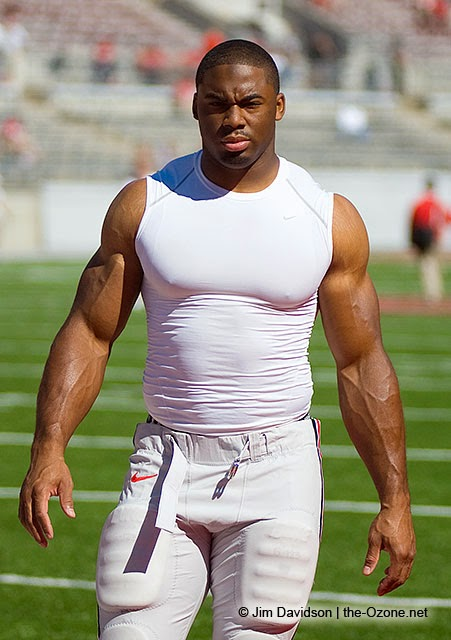 Jacked, Ripped, Shredded Athletes From Different Sports