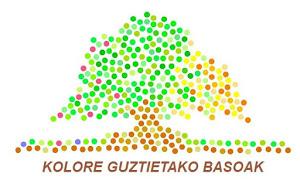 Bosques de todos los colores