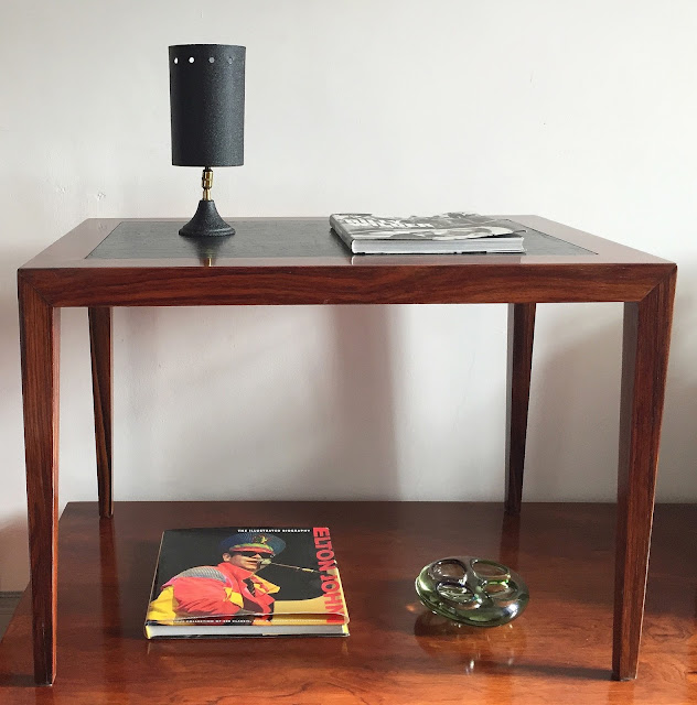 mesa de apoio, coffee table, by Severin Hansen, danish, design nórdico, vintage, Dinamarca