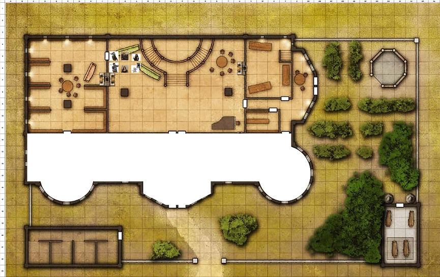 Combat Map - Turn 24