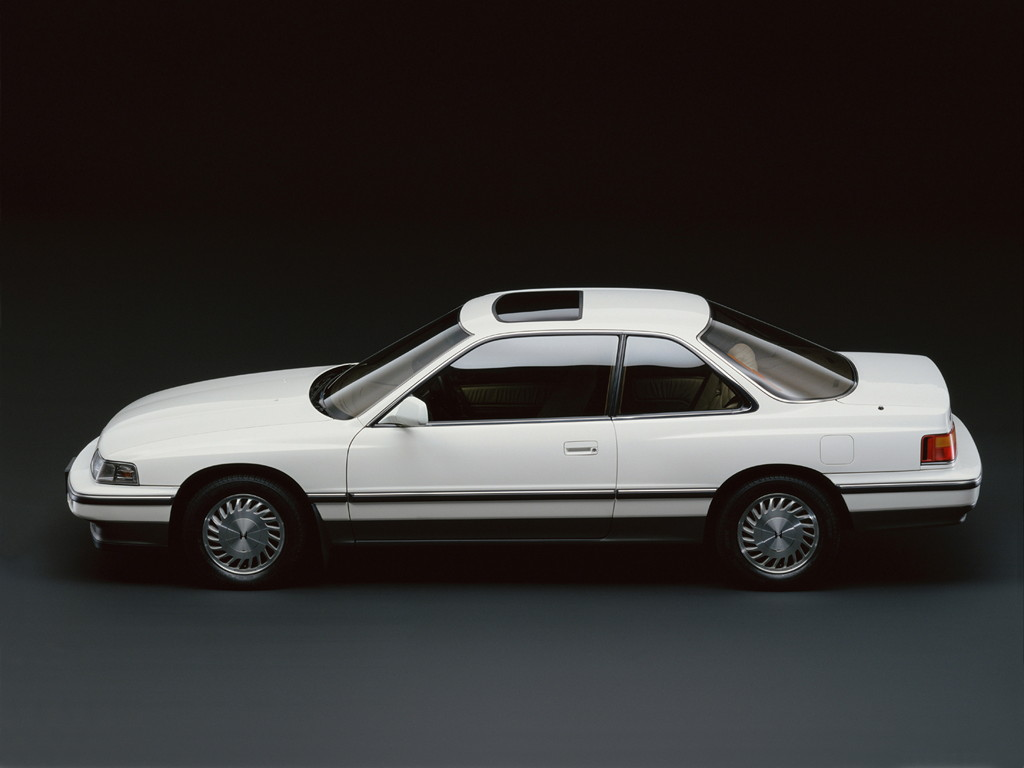 Honda Legend Coupe 日本車 ホンダ japoński samochód