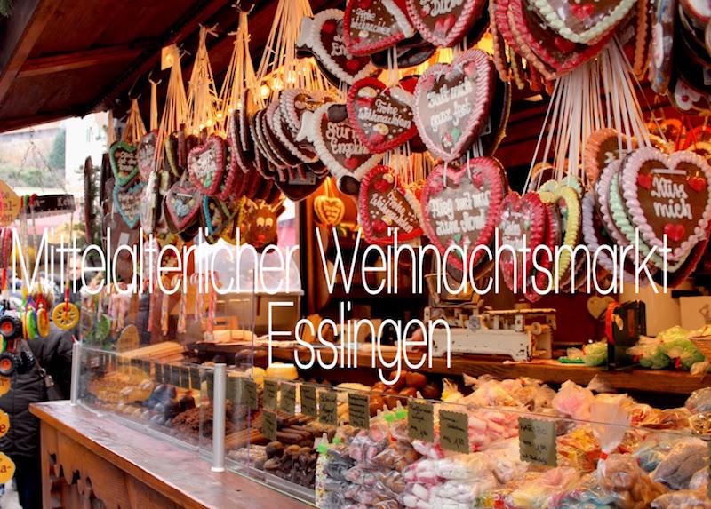 Weihnachtsmarkt Deutschland Esslingen Mittelaltermarkt Beste Weihnachtsmärkte