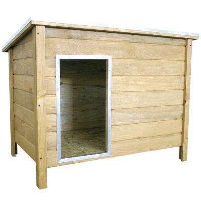 Niche pour chien tout pour construire une niche pour for Niche chien exterieur