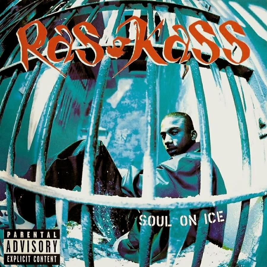 RAS KASS - SOUL ON ICE (1996)