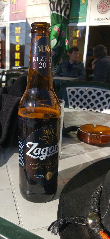 Mmmm dark beer
