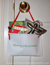 Christmas Gift Door Hanger