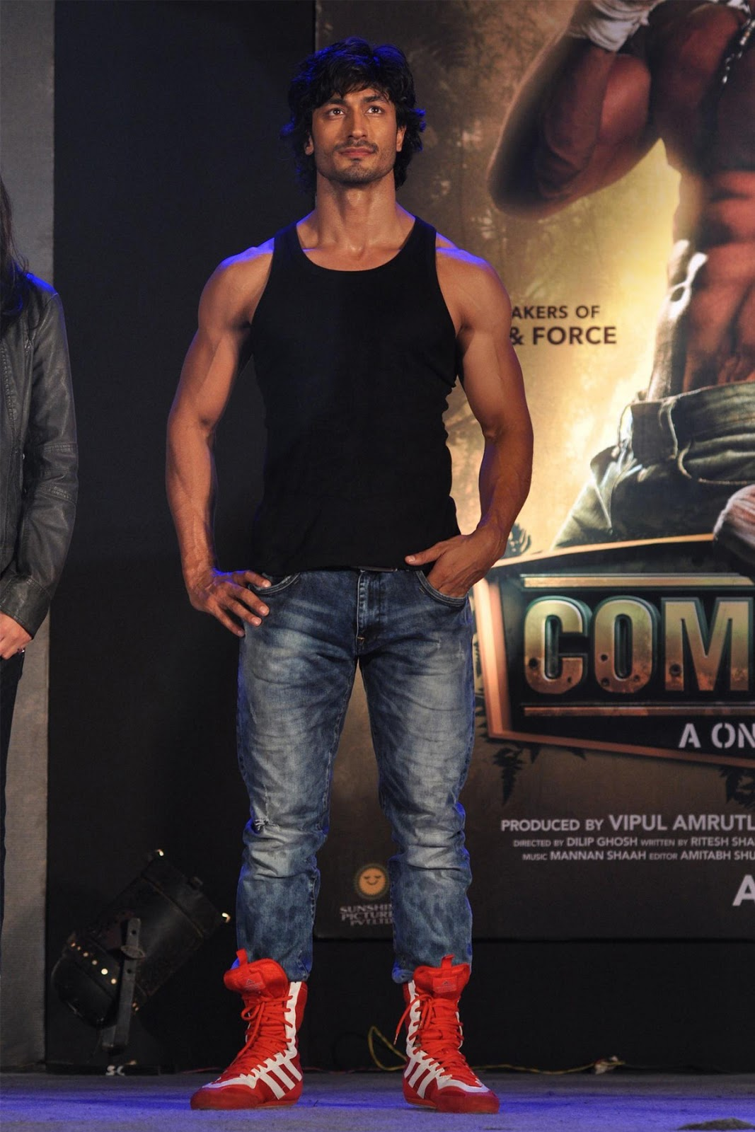 Vidyut jamwal in commando one man army